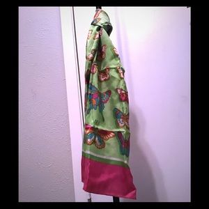 Accessories - 🦋Spring🦋Silk Butterfly Scarf